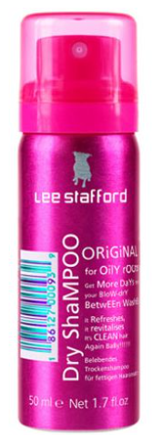 Dry Shampoo Original (Lee Stafford) X Dry Shampoo Dark (Lee Stafford): Resenha