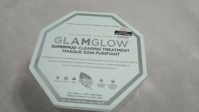 Máscara Glamglow Supermud