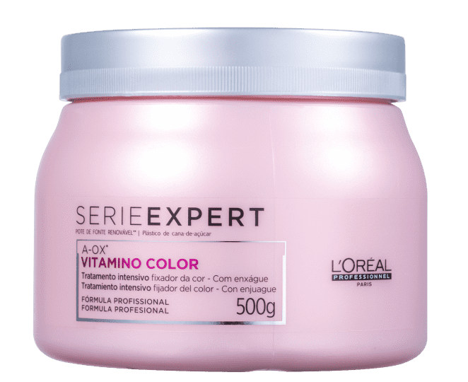 L'Oréal VITAMINO COLOR máscara – resenha