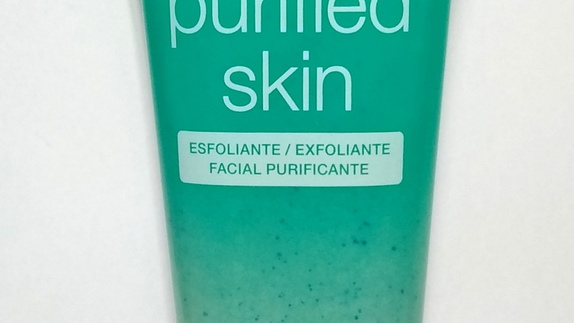 Esfoliante Neutrogena Purified Skin