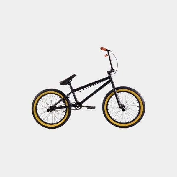 Elite BMX Stealth Black Yellow