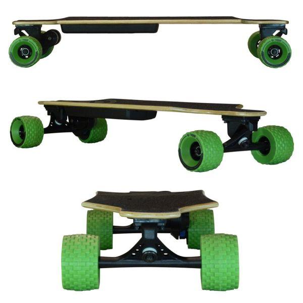 B10X All Terrain Longboard Skateboard 8