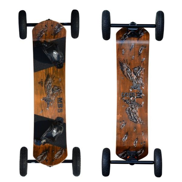 MBS Comp 95 Mountain Board Birds main