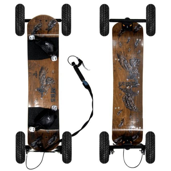 MBS Comp 95X Mountain Board Birds main