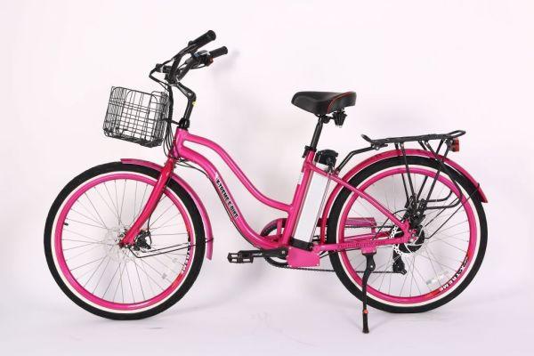 malibu elite 24v pink left side