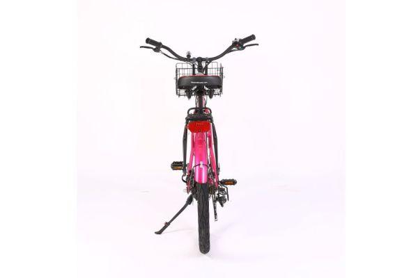 malibu elite 24v pink rear