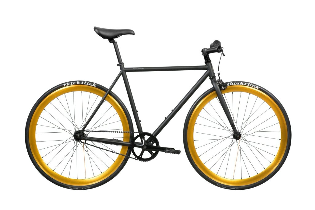 pure cycles india black bars side