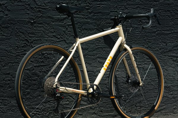 state bicycle co 4130 all road tan 11
