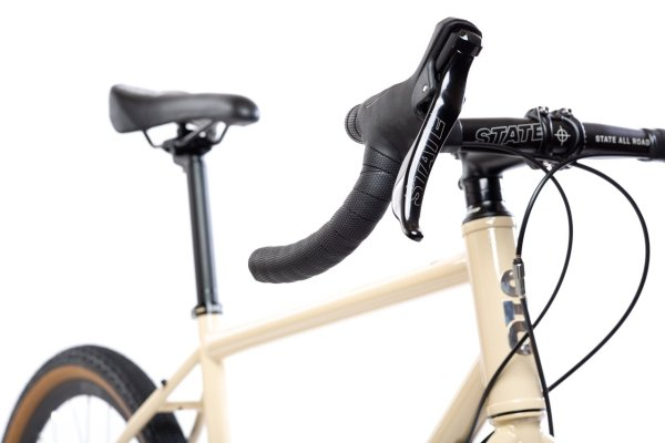 state bicycle co 4130 all road tan 5