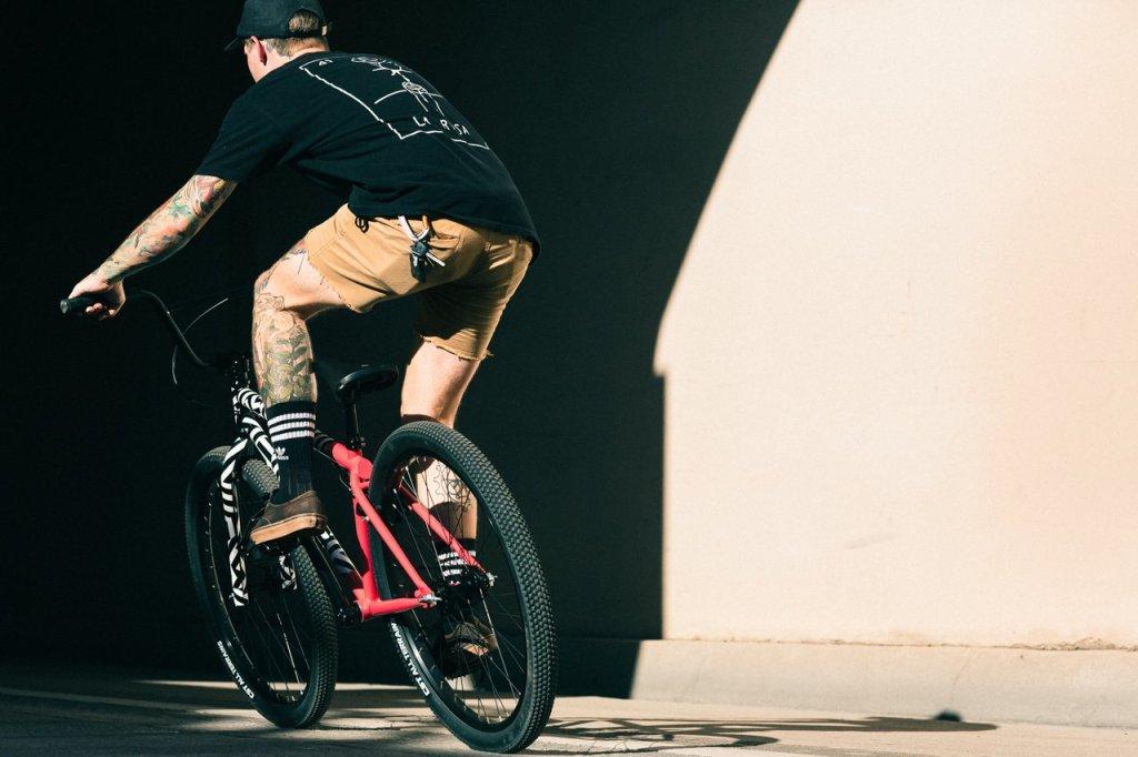 "State Bicycle 26"" BMX Bike"