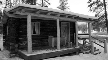 May Creek Cabin
