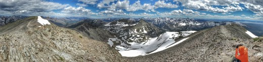 Avalanch Panorama