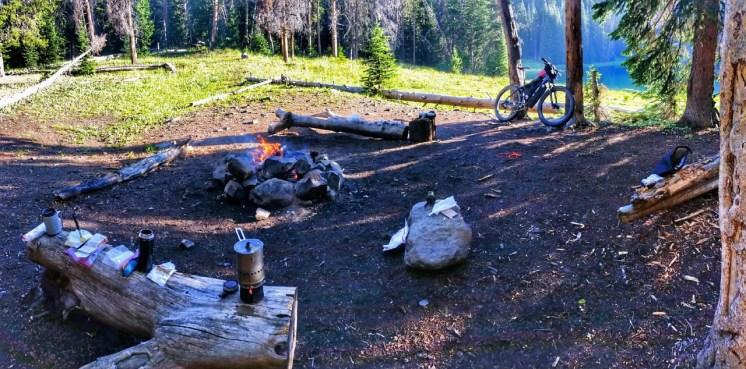 Sunday morning camp