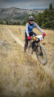 The real adventure cyclist