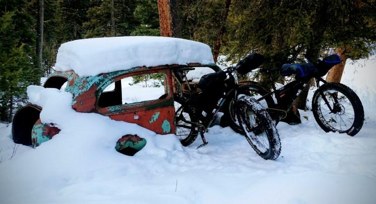 No wheeled vehicles ... check