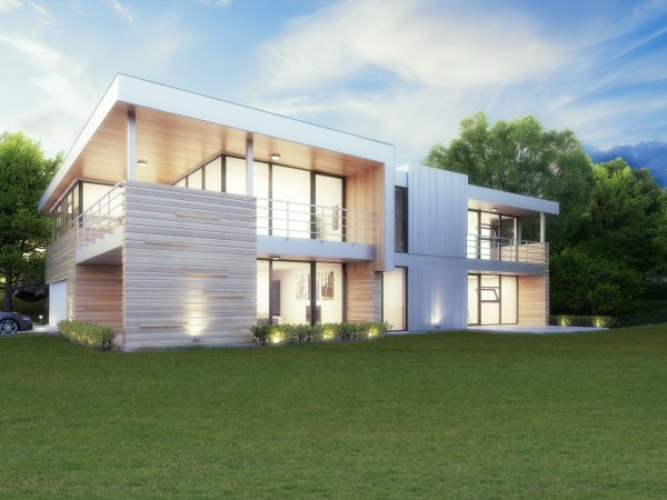Modern Contemporary Home Architecture