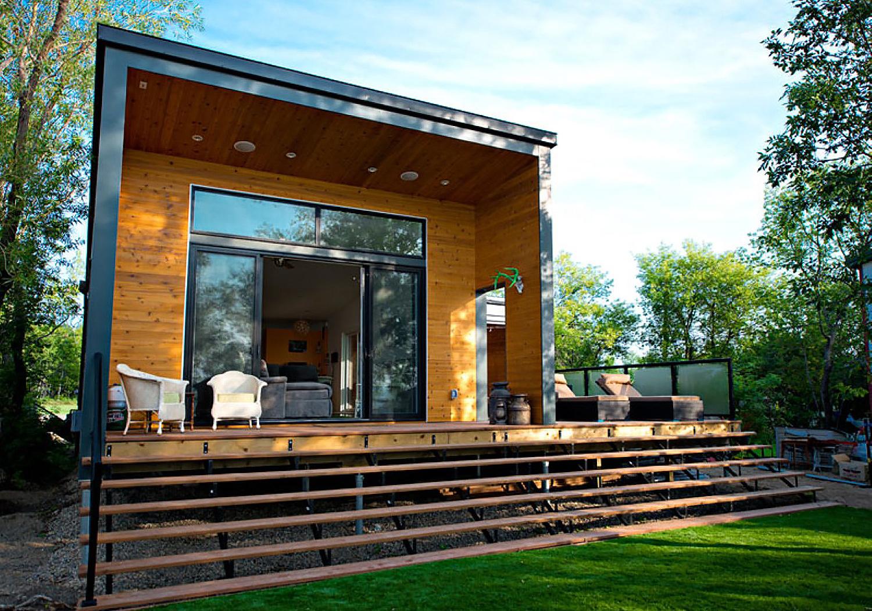 5 Energy Efficient Prefab Homes