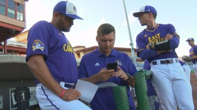 AAC Tournament | ECU vs. USF | Still #6 by Brian Bailey (May 25, 2017 | Clearwater, FL)