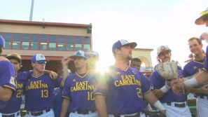 AAC Tournament   ECU vs. USF   Still #7 by Brian Bailey (May 25, 2017   Clearwater, FL)