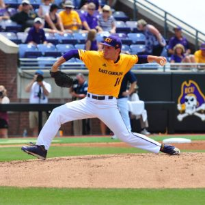<span style='color:#111111;text-decoration:none!important;font-size:16px;text-transform:uppercase;'>Baseball: NCAA Greenville Regional</span><br>Seahawks stun ECU with big inning