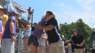 ECU Regional Pairings Party image #5 (courtesy WNCT-TV)