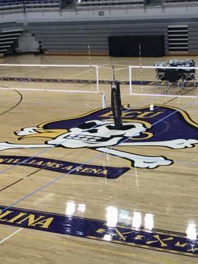 Minges Coliseum/Williams Arena Photo #1