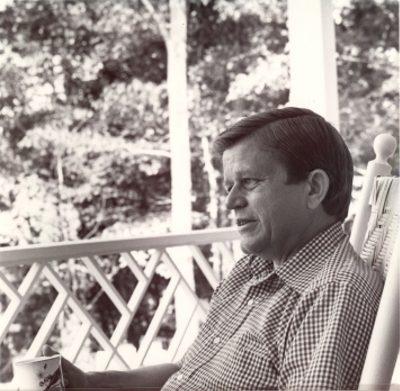 Robert Morgan in 2007
