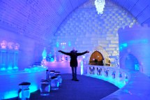 Ice Hotel Bon Expose - Museum Of Art And Design
