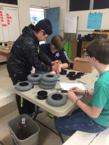 Working with wheels!