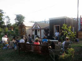 Tiny House concert
