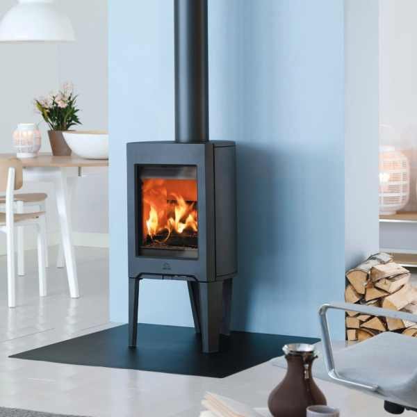 jotul f 163 wood burning stove 3 lg