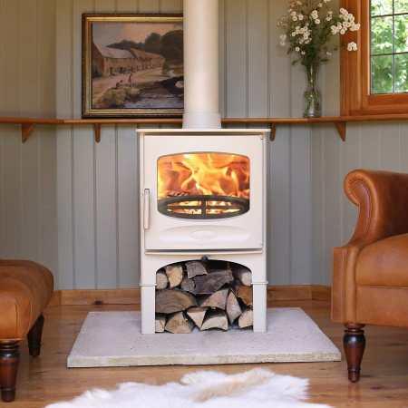Charnwood C Five Blu Wood Burning Stove