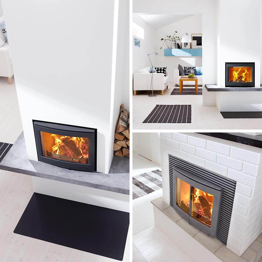 contura i5 fireplace insert inspiration