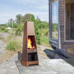 Outdoor Wood Stoves