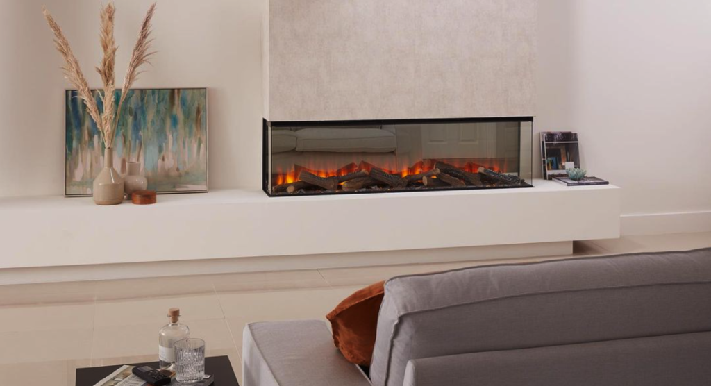 British Fires New Forest Electric Fire 1600