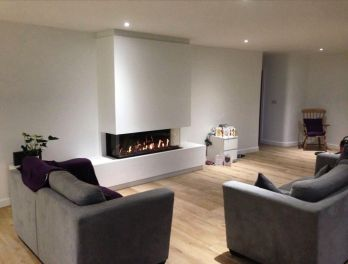 Bellfires View Bell Large 3 gas fire supply and installation
