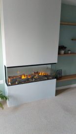 British Fires New Forest 1200 Inset electric fire