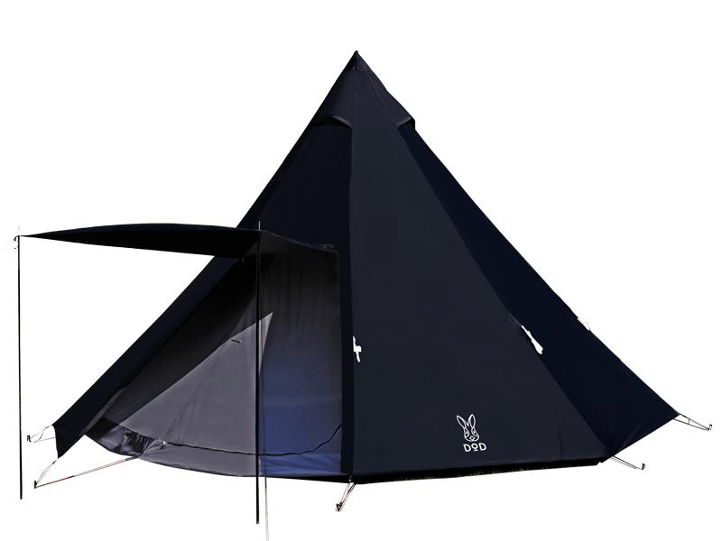 ONE POLE TENT(L)   キャン肉マン