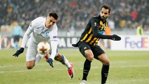 """Nhận định bóng đá Lazio vs Dynamo Kiev, 03h05 ngày 9/3: Lại """"vùi xác"""" ở Olimpico"""