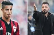 HLV Gattuso hăm dọa dùng vũ lực với sao trẻ Milan