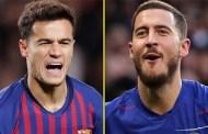 Chelsea nhắm đến Coutinho thế chỗ Hazard mùa tới