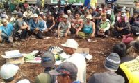 Warga Akan Laporkan Oknum Aparat Desa Terkait Dugaan Pemalsuan Surat Tanah
