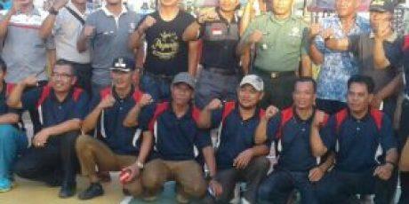 Tim Kecamatan Siak Kecil Juara Tournamen Kapolsek Cup