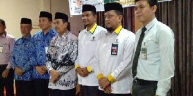 Bupati Siak Buka Rapat Kerja BAZNAS Kab Siak Tahun 2018.
