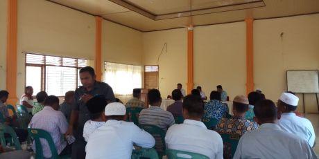 DOB Aceh Pase Disambut Antusias Oleh Masyarakat Enam Kecamatan