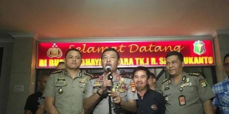 Polisi yang Dipukul Bandar Sabu Dapat Penghargaan dari Polri