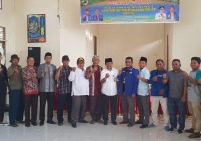 Didik Asmadi Nahkodai KNPI Kecamatan Bungaraya
