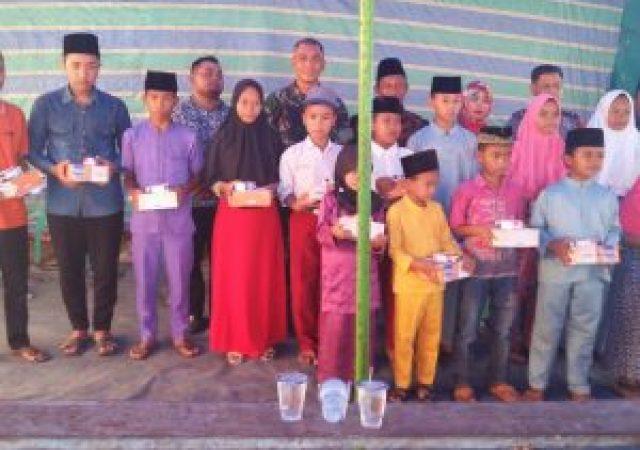 Dalam Rangka Perayaan HUT ke-57 Tahun.Nasib, Santuni 40 Orang Anak Yatim