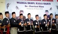 Silaturrohmi Akbar IKS.PI Kera Sakti se-Riau Drs.Bambang Sunarja MA: Sebagai Warga IKS Wajib Mendukung Saudaranya Menjadi Kepala Daearah