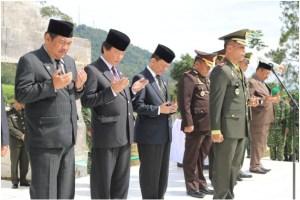 Upacara Hari Kebangkitan Nasional Ke-110  Berlangsung  Khidmat